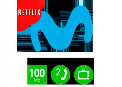 Fusión Base 10GB 100Mb (65€)